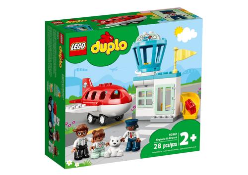 LEGO 樂高 10961 Duplo 飛行冒險