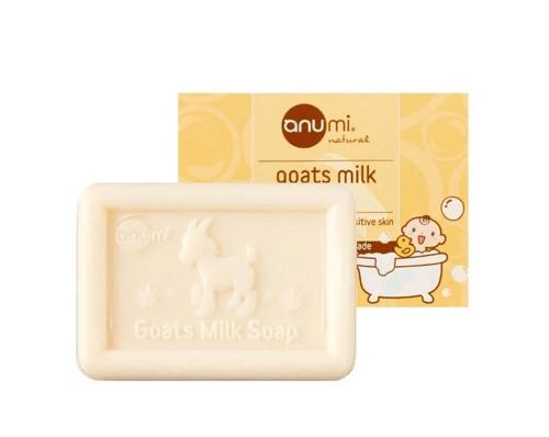 澳洲anumi天然純山羊奶香皂
