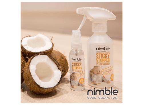 Nimble Sticky Stopper 髒小孩萬用乳酸抗菌清潔液