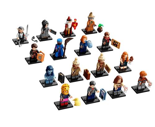 LEGO 樂高 71028 Minifigures 哈利波特第2代人偶抽抽包 1套16隻