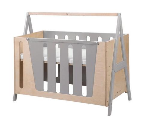 孩記得.啄木鳥β多功能成長床+感統組合