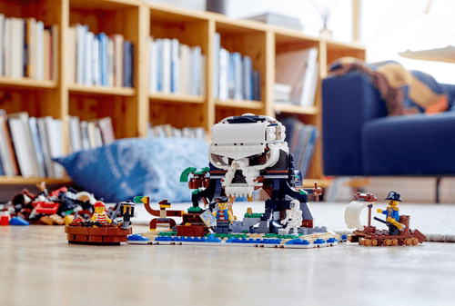 LEGO 31109 Creator 海盜船