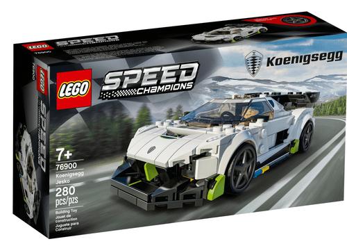 LEGO 樂高 76900 Speed Koenigsegg Jesko