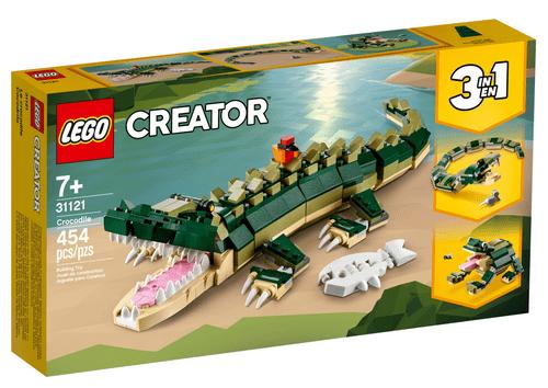 LEGO 31121 Creator 創意系列 鱷魚