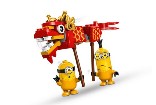 LEGO 樂高 75550 Minions 功夫對決