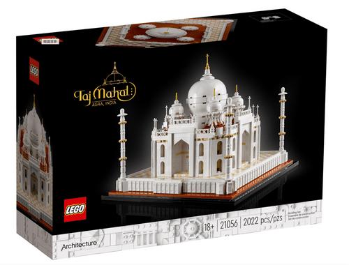 LEGO 樂高 Architecture 21056 Taj Mahal 泰姬瑪哈陵