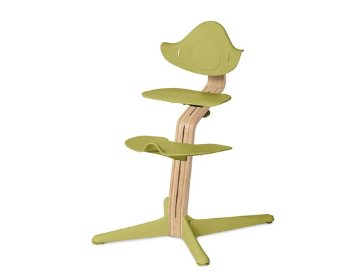 nomi多階段成長椅 主體 草綠