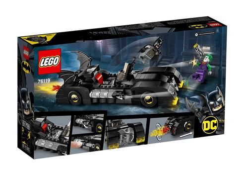 LEGO 樂高 76119 DC-Batmobile:追擊小丑