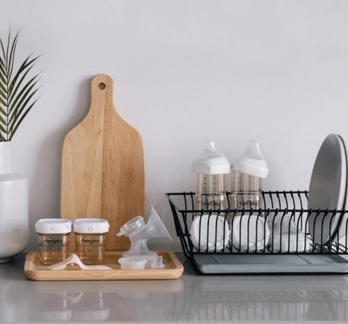 祝賀新生奶瓶安心禮 |臻藏系列 (附手動擠乳器)