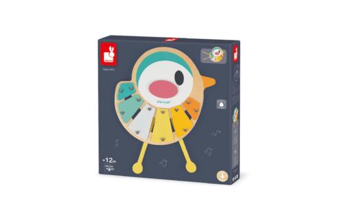 【法國Janod】寶寶異想世界-寶寶鐵琴