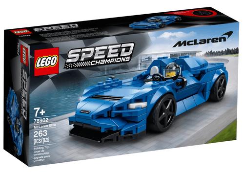 LEGO 樂高 76902 Speed McLaren Elva