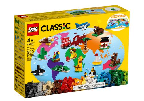 LEGO 樂高 11015 Classic 環遊世界