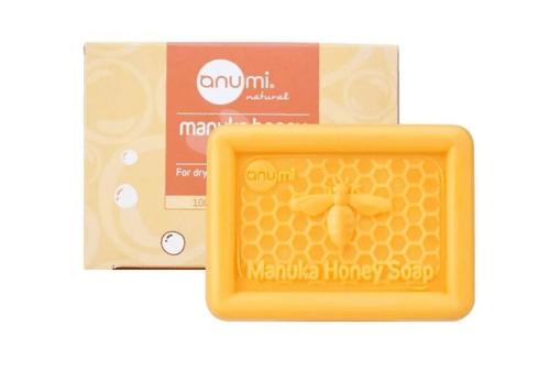 澳洲anumi天然麥盧卡蜂蜜香皂
