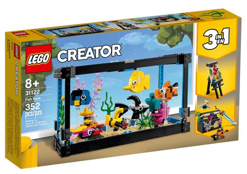 LEGO 31122 Creator 創意系列 魚缸