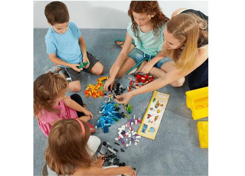 LEGO 樂高 10698 Classic 大型創意拼砌盒桶