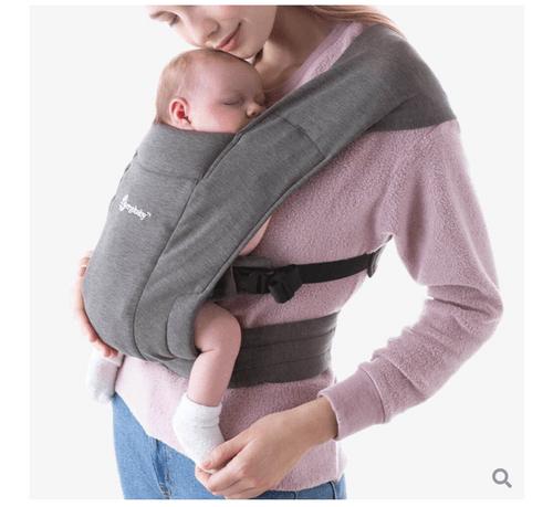 ergobaby Embrace 環抱二式揹巾 - 門市限定,網站無販售
