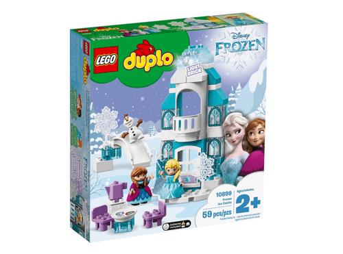 LEGO 樂高 10899 Duplo 冰雪奇緣城堡