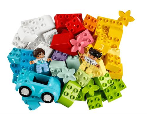 LEGO 樂高 Duplo 10913 得寶顆粒盒