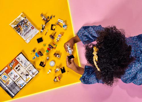 LEGO 樂高 71030 Minifigures 華納樂一通人偶包 一套12隻