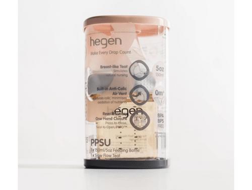 金色奇蹟PPSU多功能方圓型寬口奶瓶 150ml