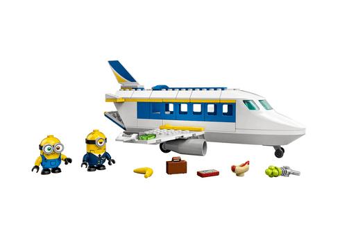 LEGO 樂高 75547 Minions 飛行員訓練