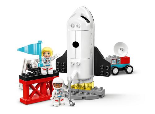 LEGO 樂高 10944 Duplo 太空梭任務
