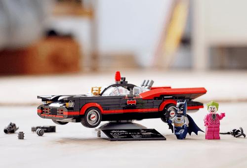 LEGO 樂高 76188 經典蝙蝠車