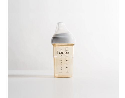 金色奇蹟PPSU多功能方圓型寬口奶瓶 240ml