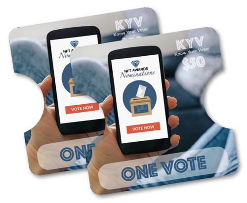 Awards Vote Ticket NFT