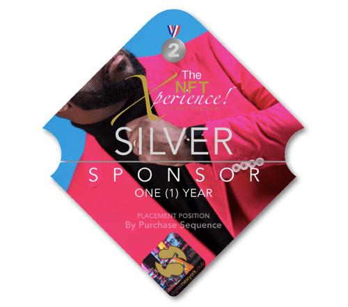 SILVER Sponsor (1Y) NFT