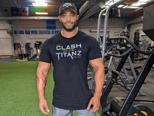Men's Clash of the Titanz Show Shirt