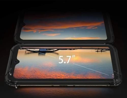 BV5900 - Budget Rugged Smartphone (Black)