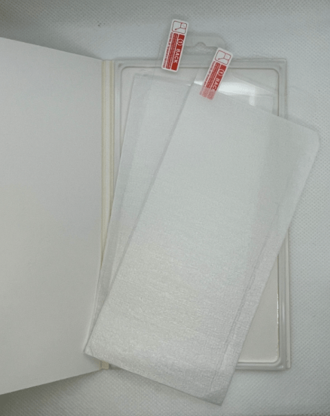 Tempered Glass and Jelly Case for BV4900