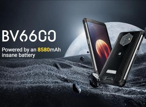 BV6600 - A Powerful Mid-Range Rugged Smartphone With A Massive Battery