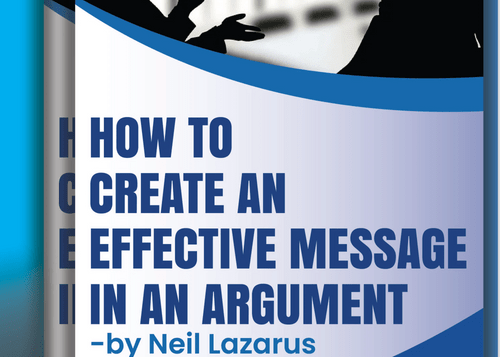 How to create an effective message in an argument