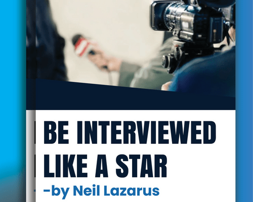 Become a media star