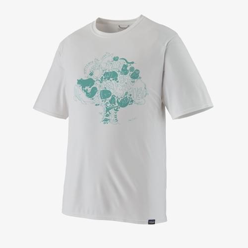 ハッピーアースデイ大阪×Patagonia コラボ Tシャツ