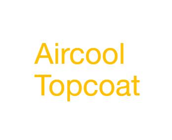 Aircool - Topcoat