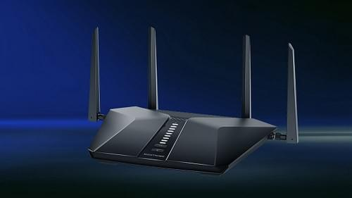 NETGEAR Nighthawk RAX50 入門雙頻 WiFi 6 路由器 (AX5400)