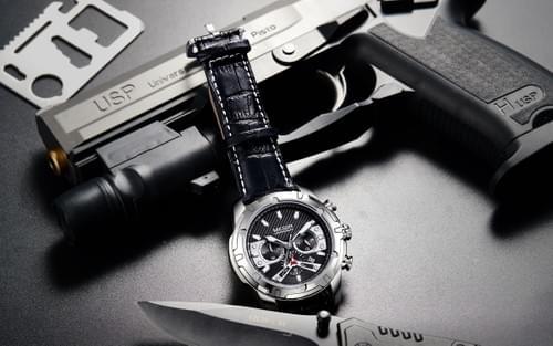 MEGIR Men Quartz Watch 2102