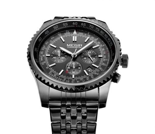 MEGIR Men Quartz Watch 2008