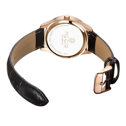 MEGIR Women Quartz Watch 7008