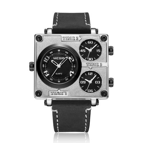 MEGIR Men Quartz Watch 2069