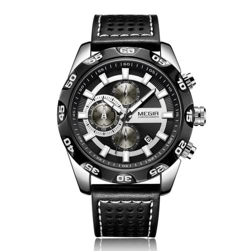 MEGIR Men Quartz Watch ML2096G