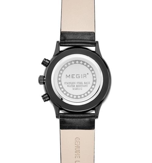 MEGIR Men Quartz Watch ML2011G