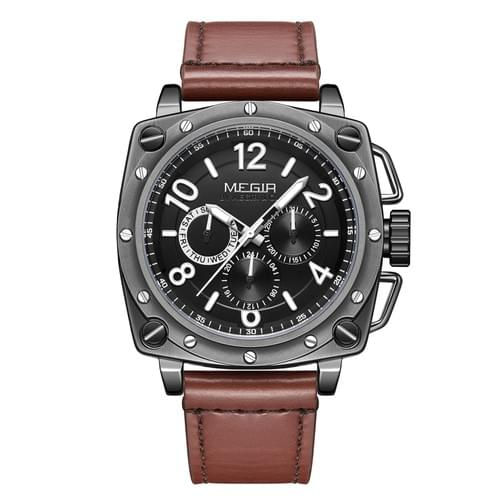 MEGIR Men Quartz Watch ML2139G