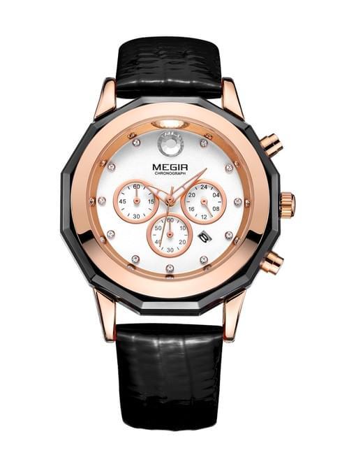 MEGIR Women Quartz Watch ML2042L