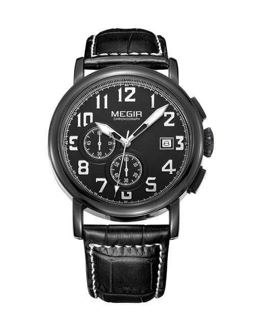 MEGIR Men Quartz Watch 2031