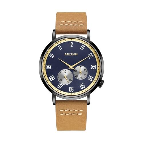 MEGIR Men Quartz Watch ML1083G