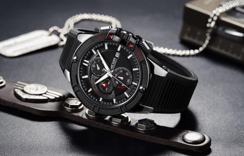 MEGIR Men Quartz Watch 2095
